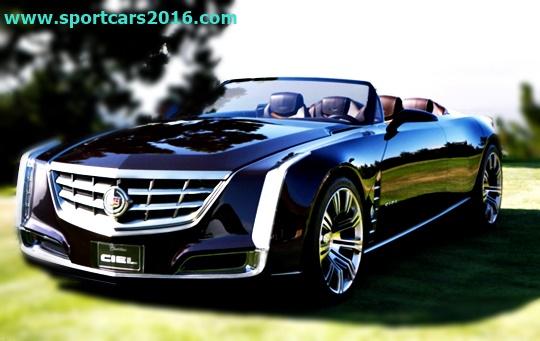 2016 Cadillac Ciel Convertible