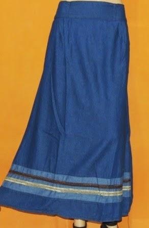 Rok Jeans BerGaya RM304