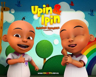 Download Film upin dan ipin