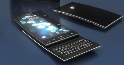 Blackberry Blade Concept Design