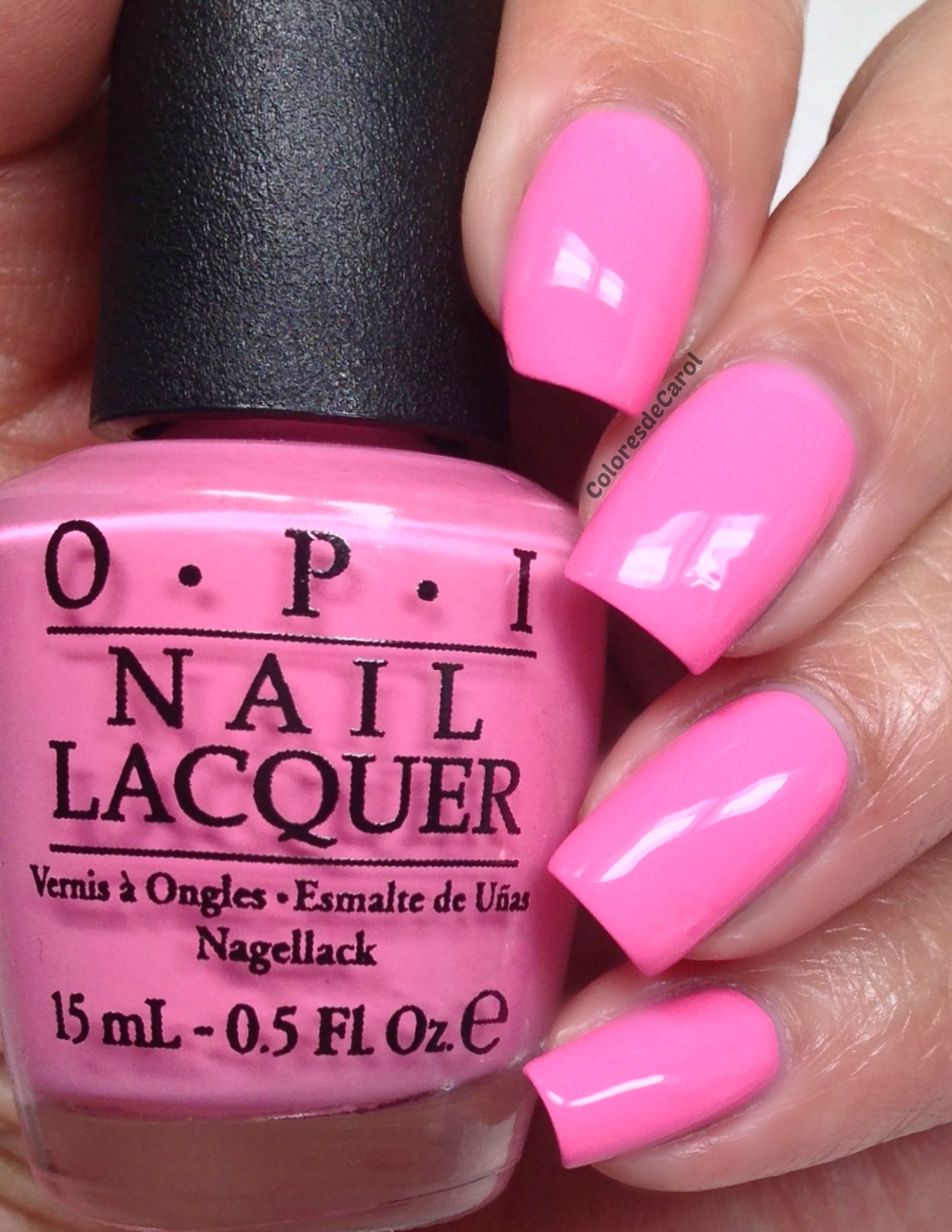 Opi Pink Flamingo The gallery for -->...