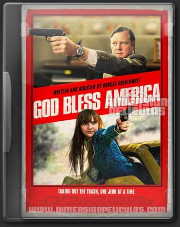 God Bless America (DVDRip Inglés Subtitulado) (2011)