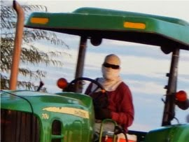 The Tractor Ninja