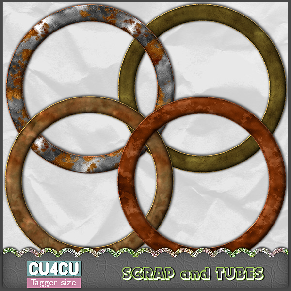 Grunge Frames (TS/CU4CU) .Grunge+Frames_Preview_Scrap+and+Tubes