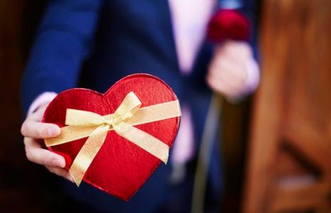 Bombones para San Valentín, regalo para San Valentín, ideas para San Valentín