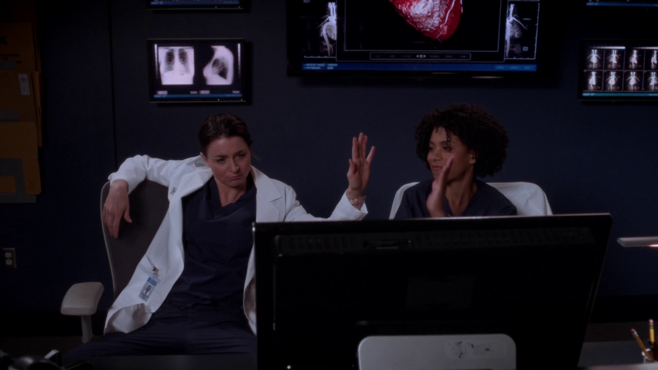 Grey's Anatomy 11x02