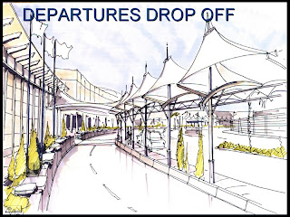 JKIA Airport Terminal 4's Interior Renderings