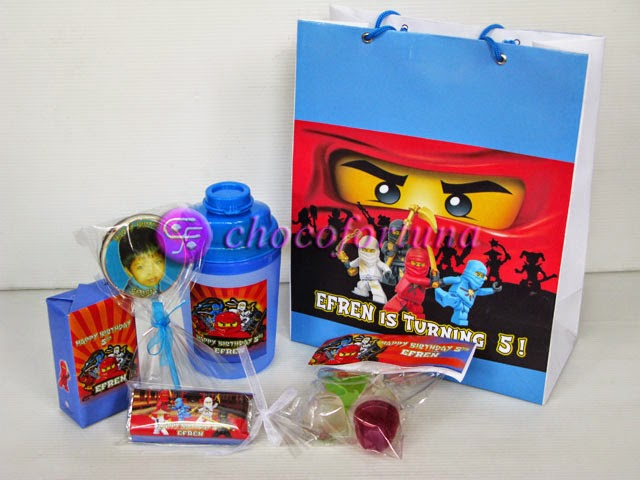 Goodie Bag Ninjago