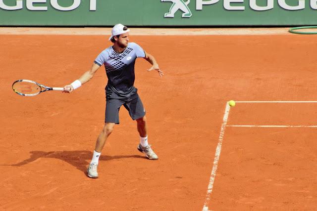 Sousa Tennis Player