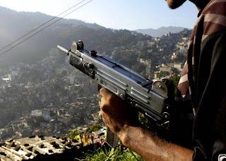 Desde 2010, por nuestras fronteras han cruzado unas 253.000 armas