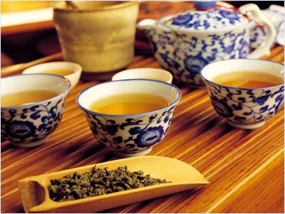 การดื่มชาให้ให้ประโยชน์