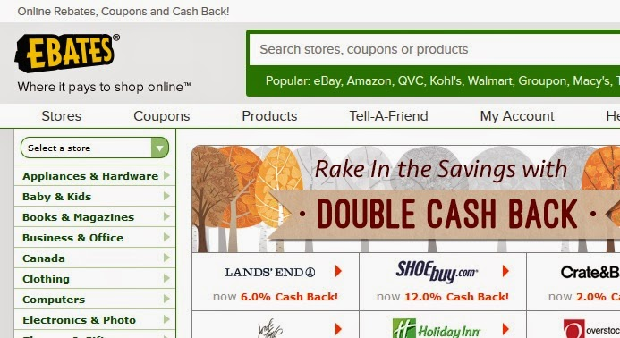 Decorating cents saving money on home decor for Discount home shopping sites