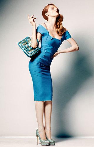 225 45 15 >> ELITE MODEL MANAGEMENT TORONTO : Coco Rocha for The Room Look Book.