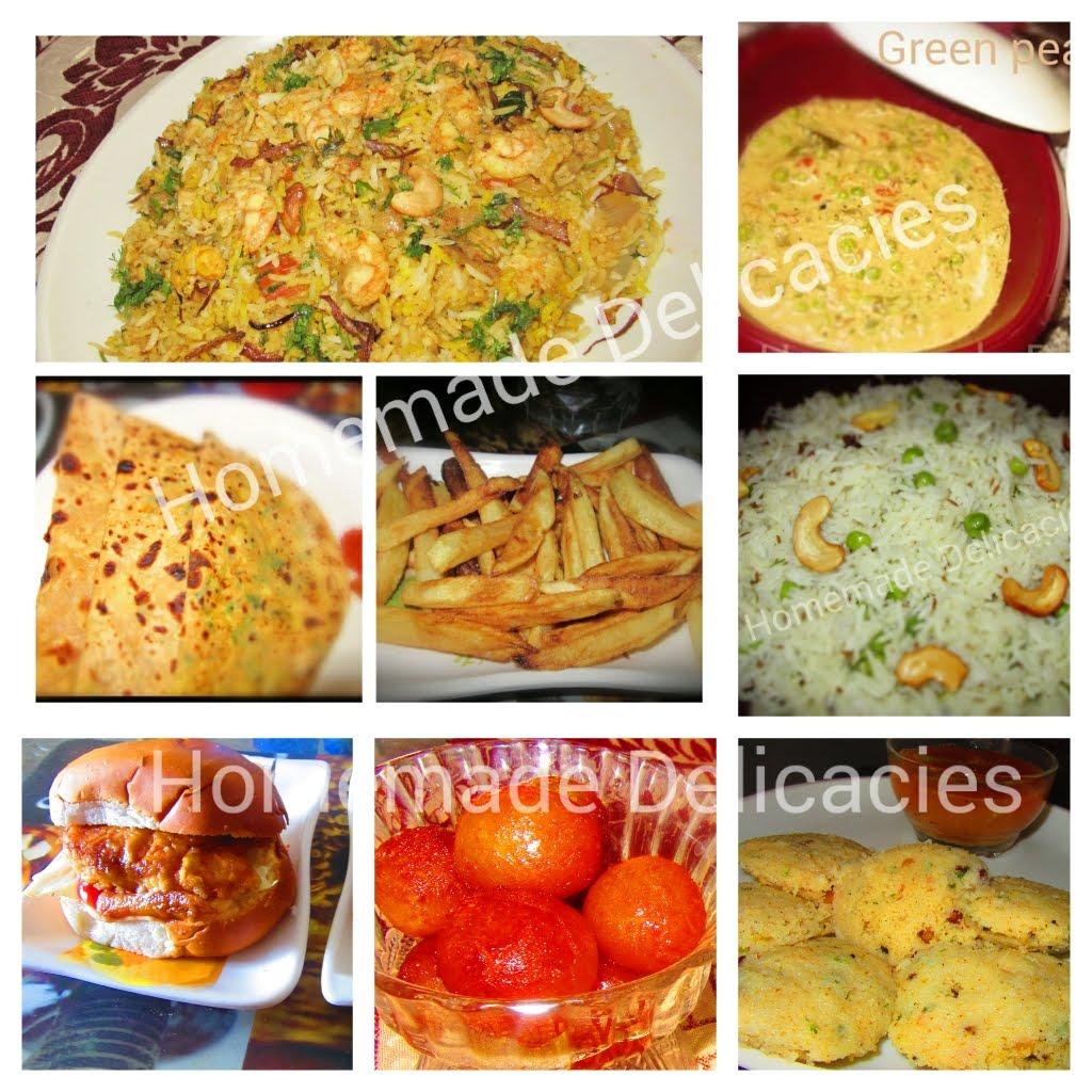 Homemade Delicacies