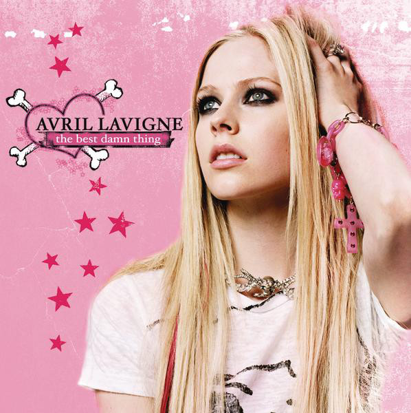 Avril lavigne the best damn thing japan version itunes plus aac