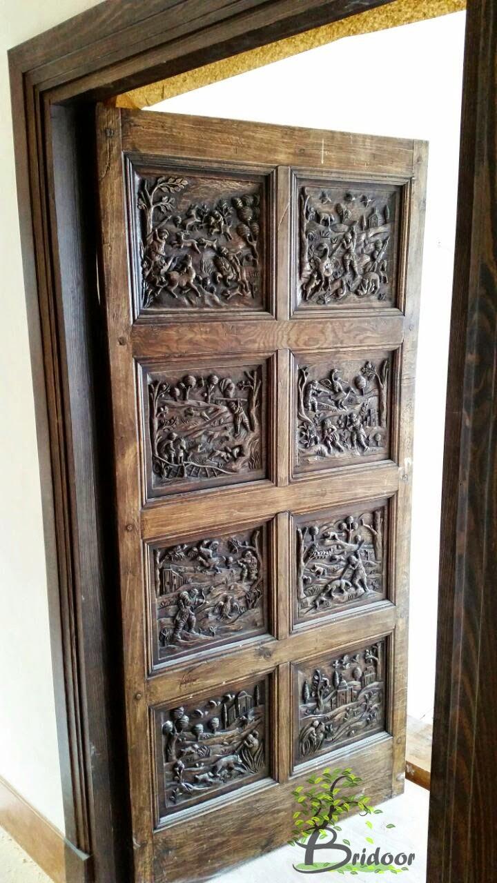 Rehabilitacion puertas de madera