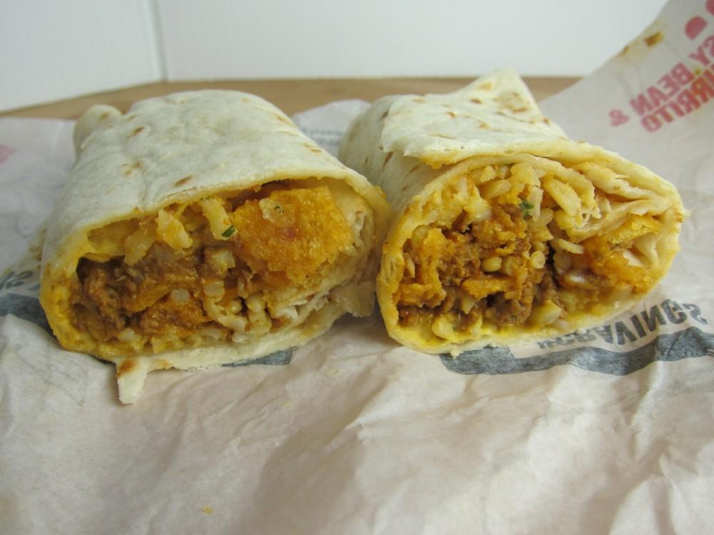 taco bell chicken rice burrito recipe