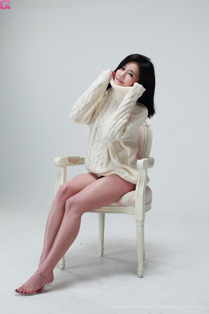 4 Wow! Han Ga Eun -Very cute asian girl - girlcute4u.blogspot.com