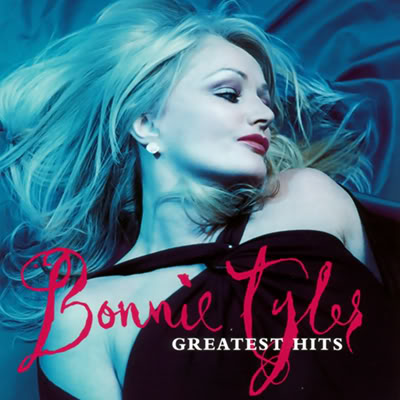 Capa do CD Bonnie Tyler - Undisputed Greatest Hits part 4