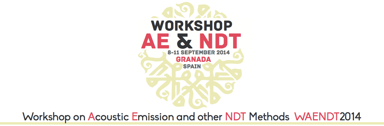 Workshop on Acoustic Emission and other NDT methods