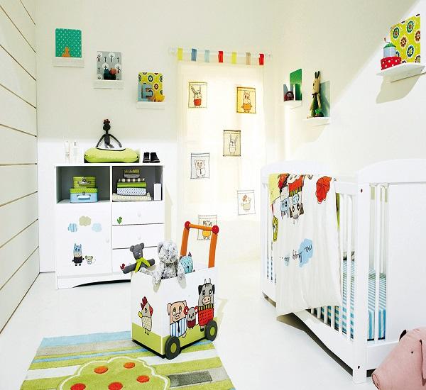 Décoration bébé chambre bébé