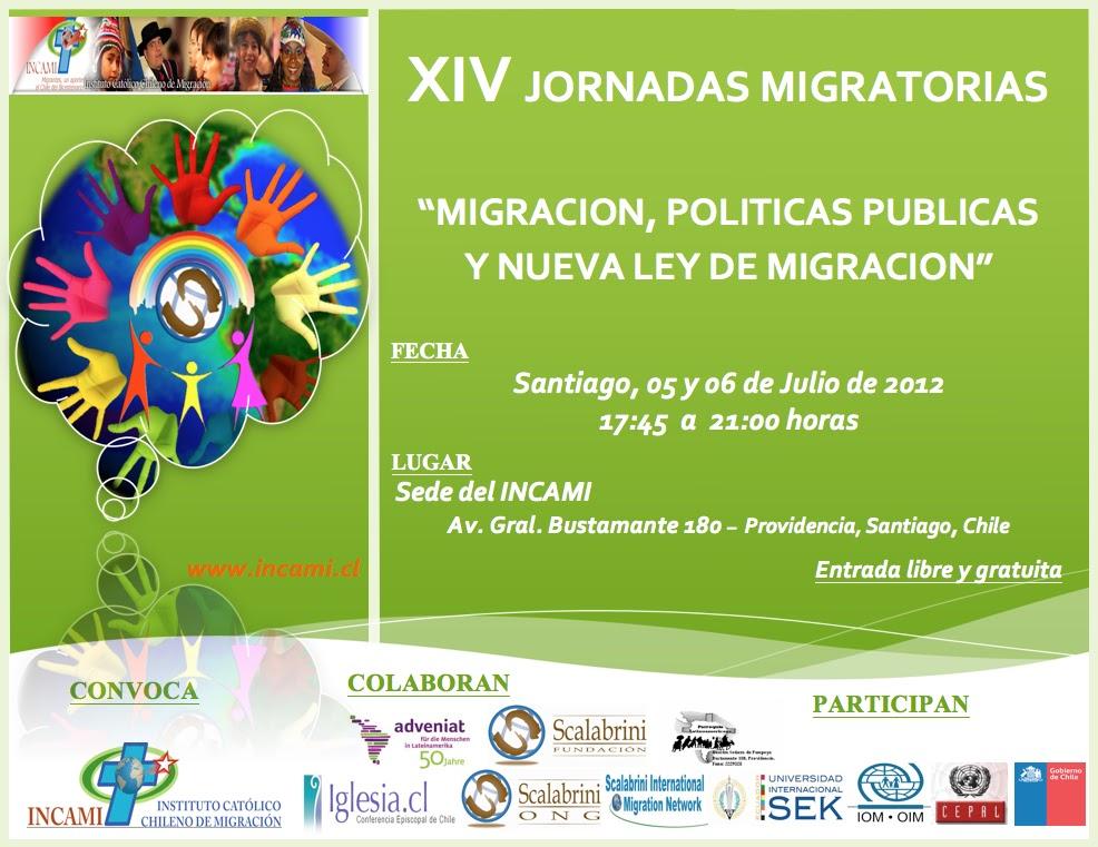 Centro de informaci n sobre migraciones en am rica latina for Ministerio de migracion