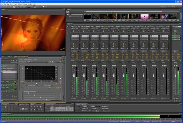 Adobe Audition CS 5.5