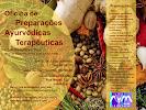 OFICINA DE PREPARAÇÕES AYURÉDICAS TERAPÊUTICAS