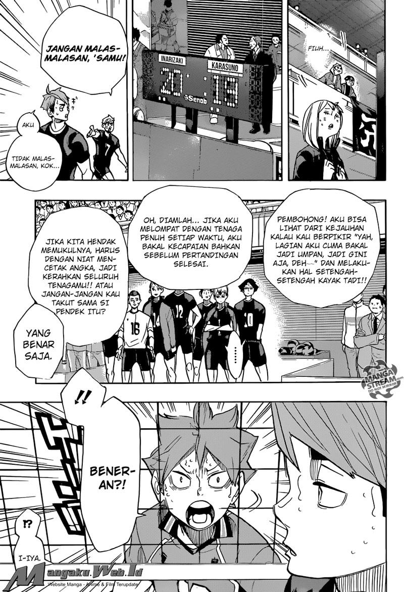 Haikyuu!! Chapter 258-10