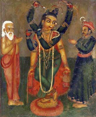 Swami Prakashanand Saraswati founded a monastic order in India