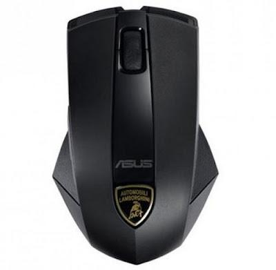 Мышь ASUS WX-Lamborghini