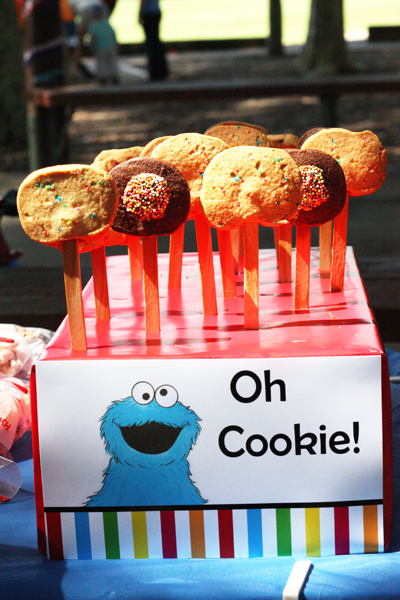 Stunning Sesame Street Cookie Monster Party 400 x 600 · 289 kB · jpeg