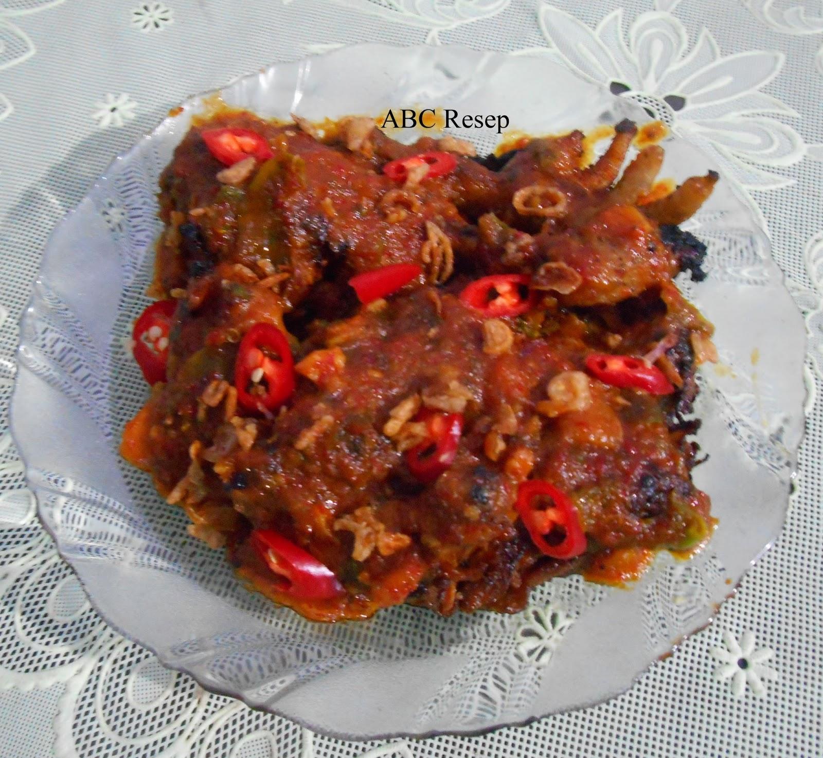 Ayam Sambal Merah