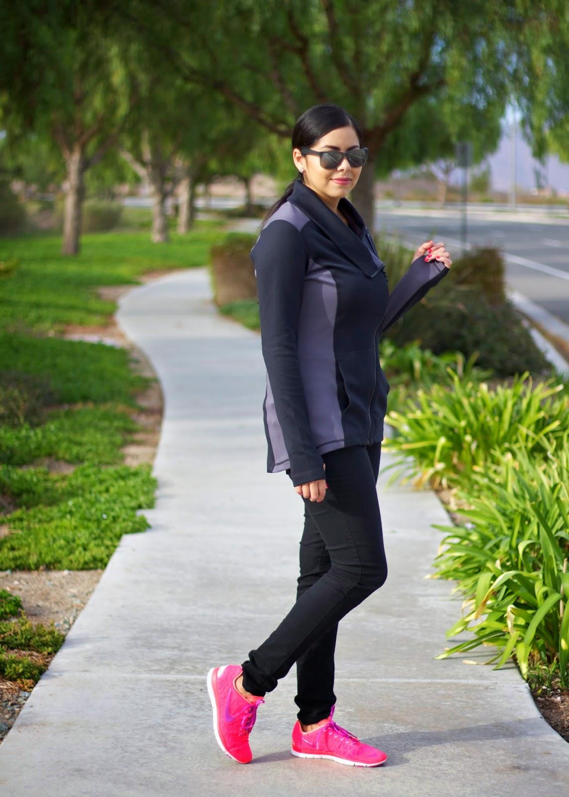 Fashionable athletic wear, gym fashion, casual gym fashion, fashionable casual outfit, Disneyland outfit