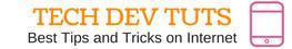 Tech Dev Tuts