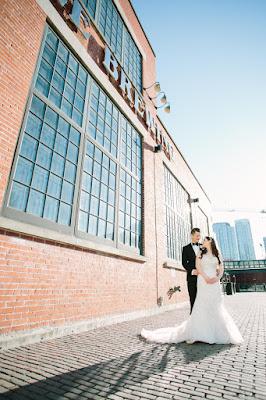 Steam Whistle Wedding