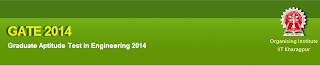 GATE 2014 Online Apply: