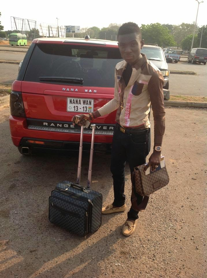 Young Rich Ghanaians And Their Toys ~ Ghana Leaks Blog ...