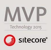 Sitecore Techonolgy MVP