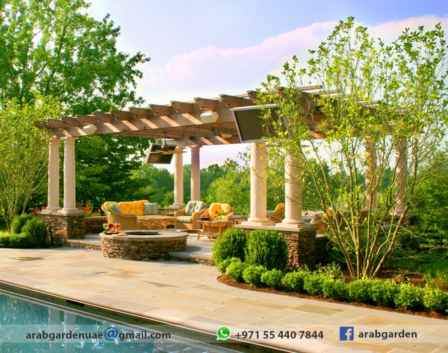 pergola und pool pictures - photo #13