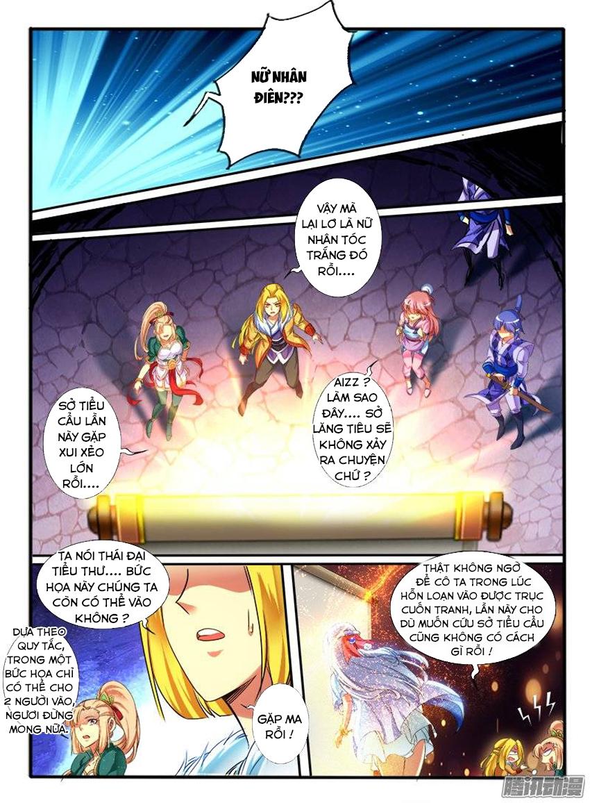 Thông Linh Phi Chap 161 - Trang 4