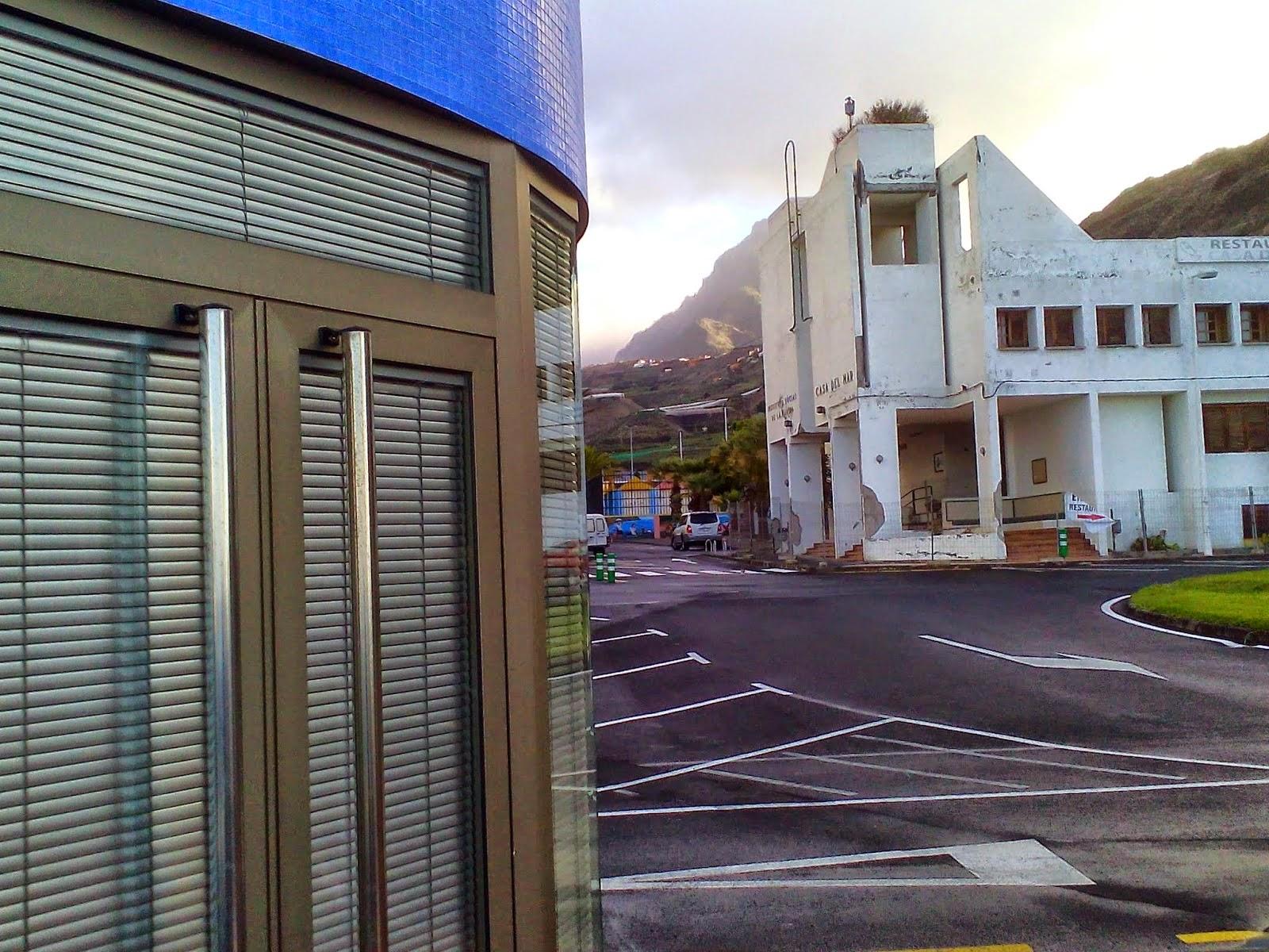 El centro canario nacionalista en la palma denuncia la for Oficina turismo palma