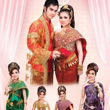 Cambodian Dresses Khmer Wedding Dresses In 2012