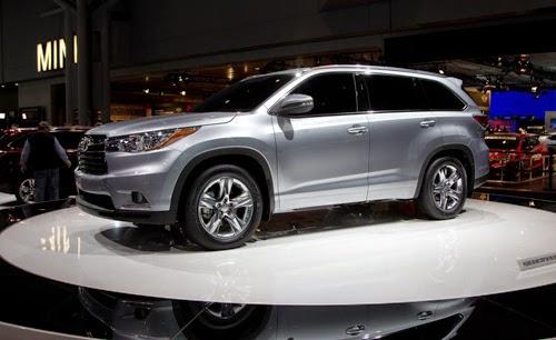 2014 Toyota Highlander Price