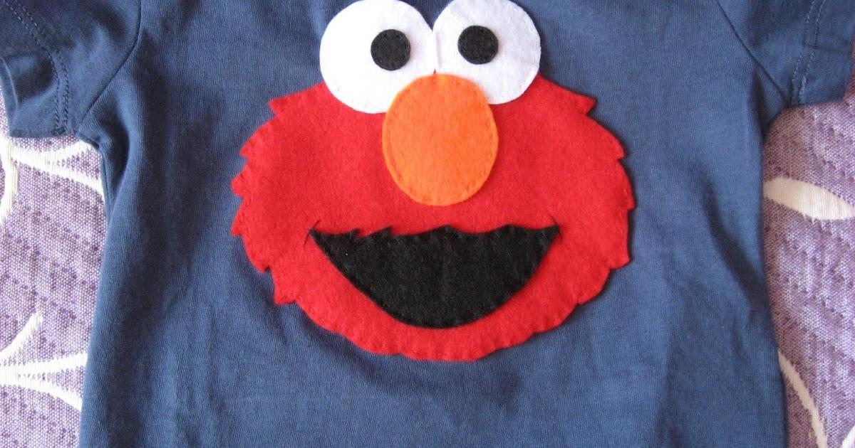 LUCKY´S FELT: Camiseta de Elmo.