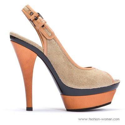 obuv barbara bui vesna leto 2011 00 Жіноче взуття від Barbara Bui
