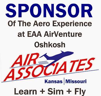 EAA AirVenture Oshkosh 2015 Sponsor