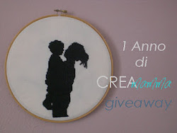 Il mio 1 giveaway!