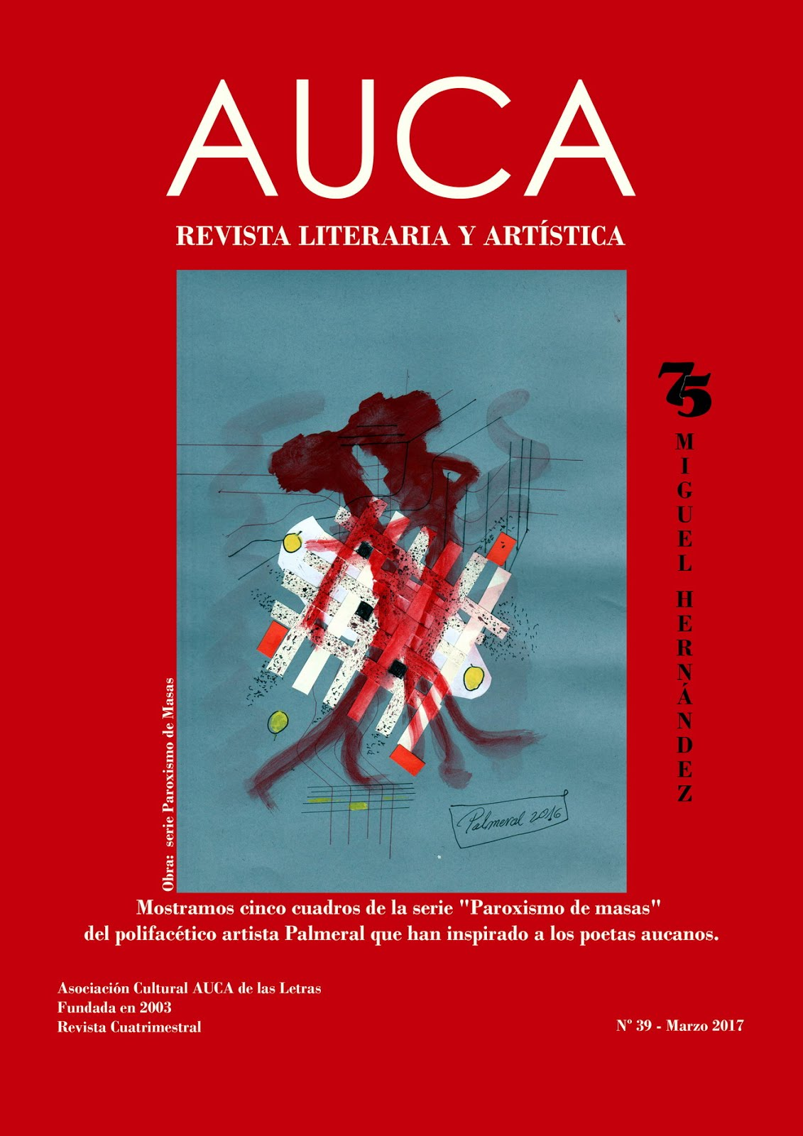 La revista AUCA de Alicante