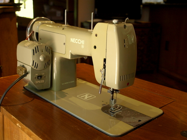 Tight Acres Necchi BU Mira No 40 Magnificent Necchi Bf Mira Sewing Machine